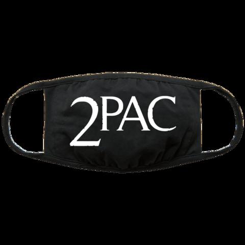 Logo von Tupac - Maske jetzt im Wegotyoucoverednow Shop