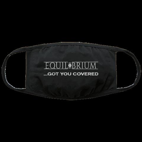 GOT YOU COVERED von Equilibrium - Maske jetzt im Wegotyoucoverednow Shop