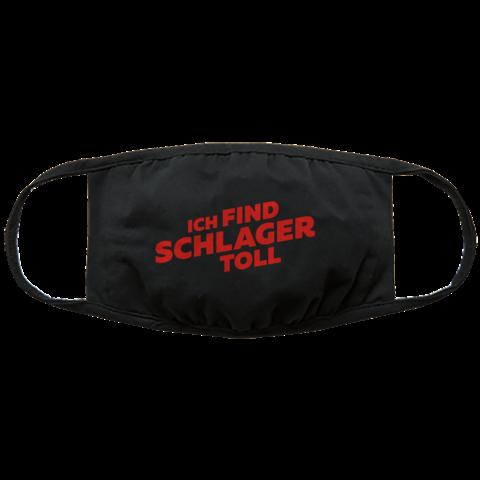 Logo von Ich find Schlager toll - Maske jetzt im Wegotyoucoverednow Shop