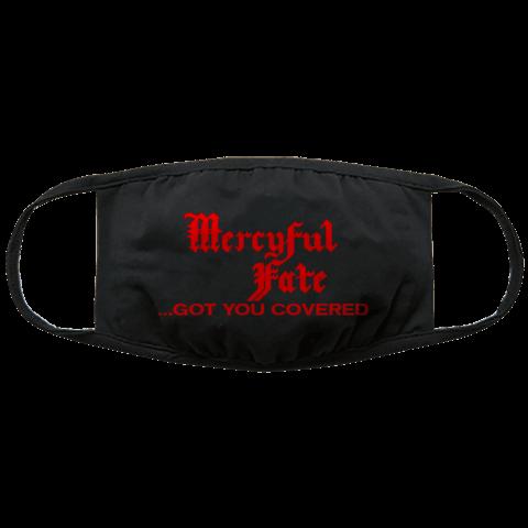Mercyful Fate ...got you covered von Mercyful Fate - Maske jetzt im Wegotyoucoverednow Shop