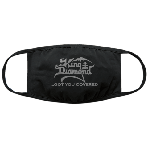 King Diamond ...got you covered von King Diamond - Maske jetzt im Wegotyoucoverednow Shop