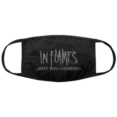 In Flames ...got you covered von In Flames - Maske jetzt im Wegotyoucoverednow Shop