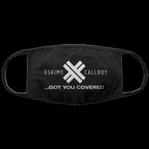 Eskimo Callboy ...got you covered von Eskimo Callboy - Maske jetzt im Wegotyoucoverednow Shop