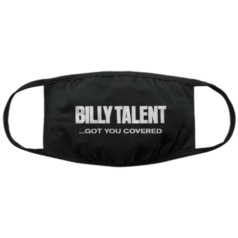 Community Maske von Billy Talent - Maske jetzt im Wegotyoucoverednow Shop