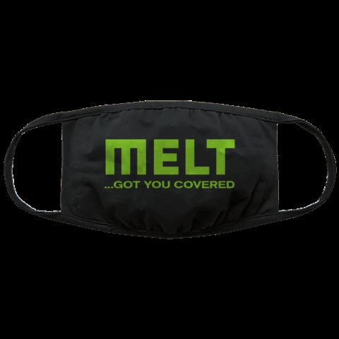 Melt! ...got you covered von Melt! - Maske jetzt im Wegotyoucoverednow Shop