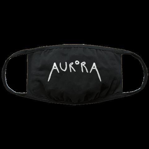 Aurora Logo von AURORA - Maske jetzt im Wegotyoucoverednow Shop