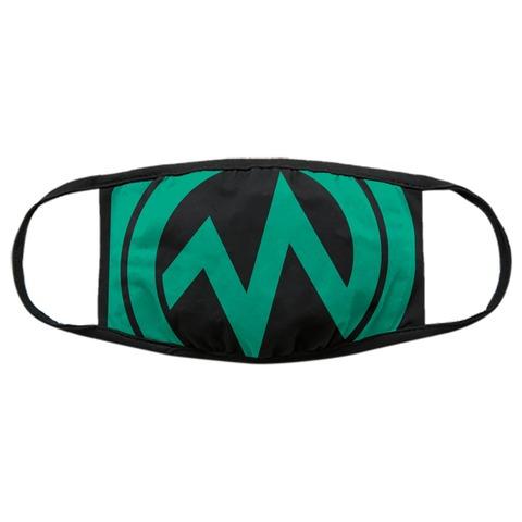 All Over Logo von Marsimoto - Maske jetzt im Wegotyoucoverednow Shop